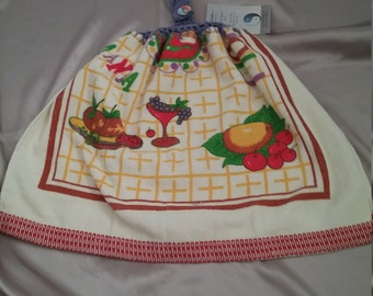 Towel Toppers Double Sided Hand Made