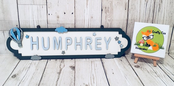 Personalized Last Name Sign YATES Street Sign