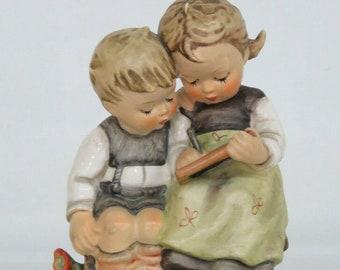 Hummel Goebel 346 Smart Little Sister ABCs German Porcelain Figurine 2255B