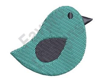 Simple Bird - Machine Embroidery Design