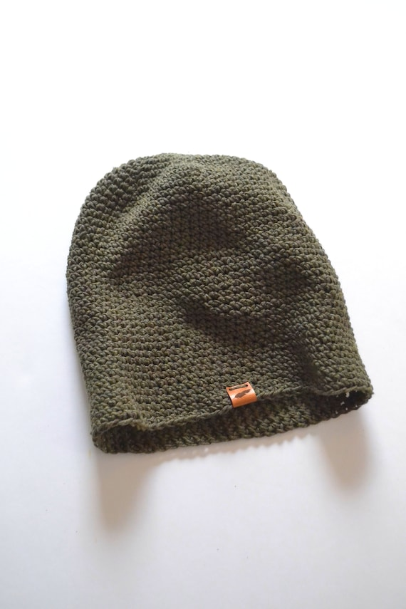 90ade3b9a the Mountain Beanie in Loden