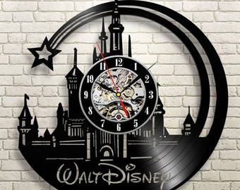 Disney Birthday Gift For Adult Daughter Co Worker Delivery Coach College Student Elderly Woman Mother Cousin Wall Clock Kids