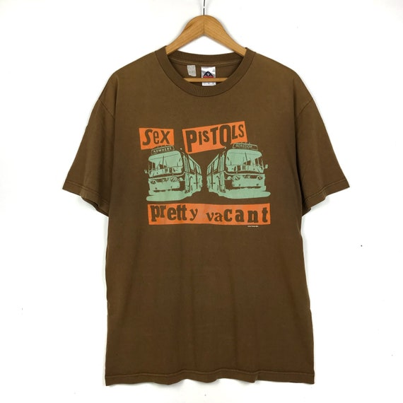 Sex Pistols Pretty Vacant T-Shirt Extra Large