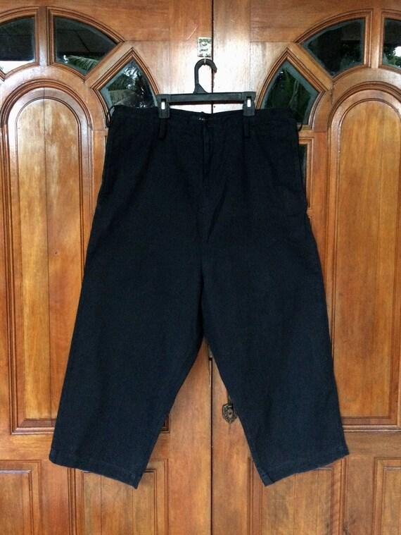 LIMI fashion plantation yohji s pants Rare Vintage margiela des y's cdg issey yohji FEU i yamamoto japan designer comme 0WT5Tn