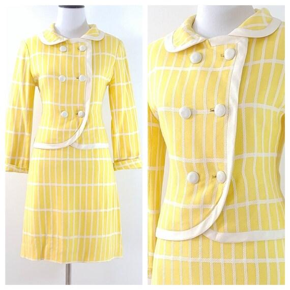 Vintage 1960's Barbarella Suit | 60s Mod Suit | 60