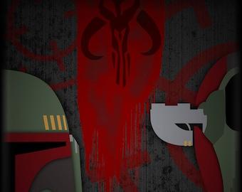 Star Wars - ajla Boba Fett #1