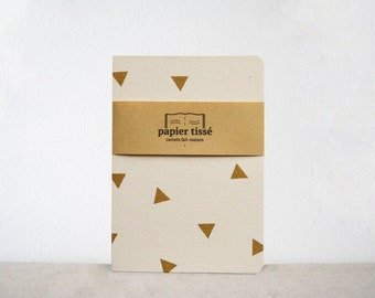 Gold triangle pattern book