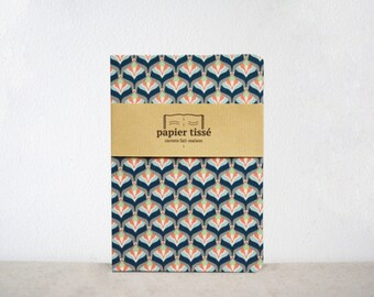Book graphic pattern