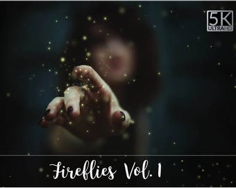 5K Fireflies Overlays