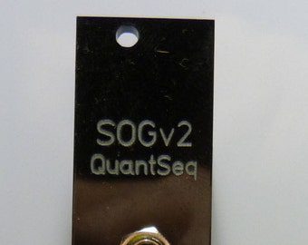 SOGv2: CD4040-based quantised sequencer for Eurorack synthesisers