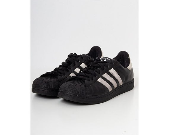 Details about VINTAGE ADIDAS TRAINERS SIZE UK 8