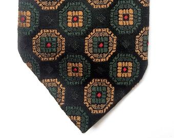 Super Skinny 60's Tricel Necktie (Mens Vintage)