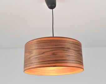 Lampen aus Furnier