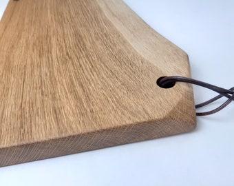 Wooden board serving board cutting board with bottle opener oak solid wood gift kitchen utensils favorite piece men's day