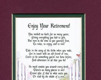 Retirement print etsy quick view solutioingenieria