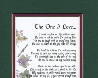 Love Poem Love Gifts Anniversary gifts Husband gift Wife   Etsy