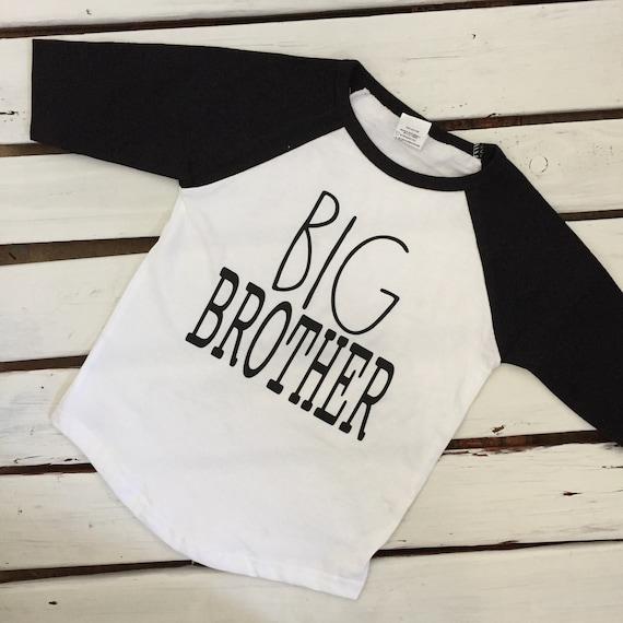 My Big Sister Loves Me More Than Soda Toddler//Kids Raglan T-Shirt
