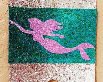 Glitter Banner With name 6 letters & under