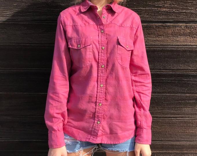 Nash Bash Flannel Shirts, bridesmaid flannel, pink flannel shirt, Women's Western style, Cowgirl, Nashlorette, Bachelorette, ready to ship