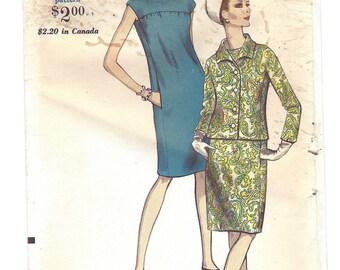 PWAP-0117 Vintage Vogue Pattern V-7083 S16