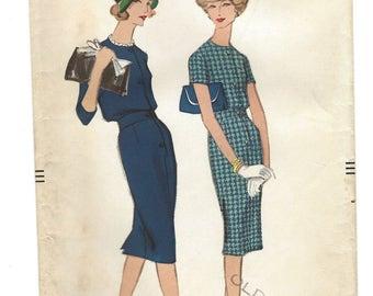 PWAP-0107 Vintage Vogue Pattern V-9584 S16