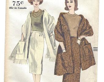 PWAP-0140 Vintage Vogue Pattern 9866 W28
