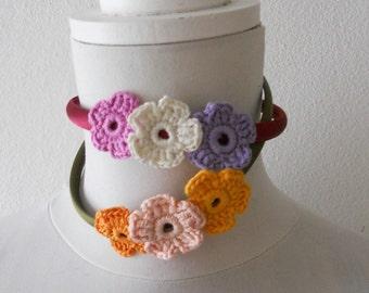 Hairband Flowers for Girls