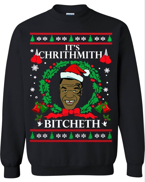image 0 - Merry Christmas Mike Tyson
