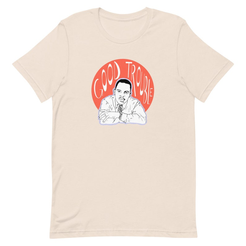 John Lewis Tshirt Good Trouble John Lewis Donation Shirt Politics Election Shirt ACLU Donation