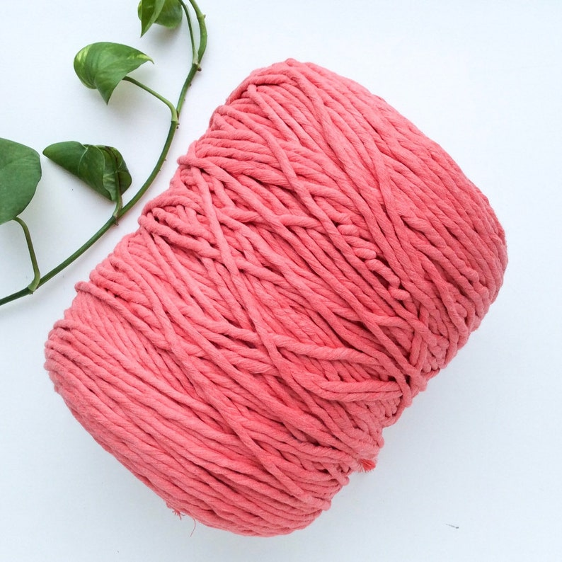 50 feet Colorful Red Super Rope