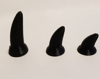 8x 3D Printed Claws / Spikes for Cosplay and Costume