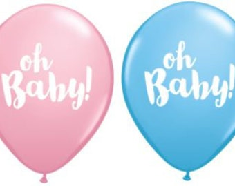 0543b27a0f04 Pastel mix pretty mix of pastel coloured balloons pink