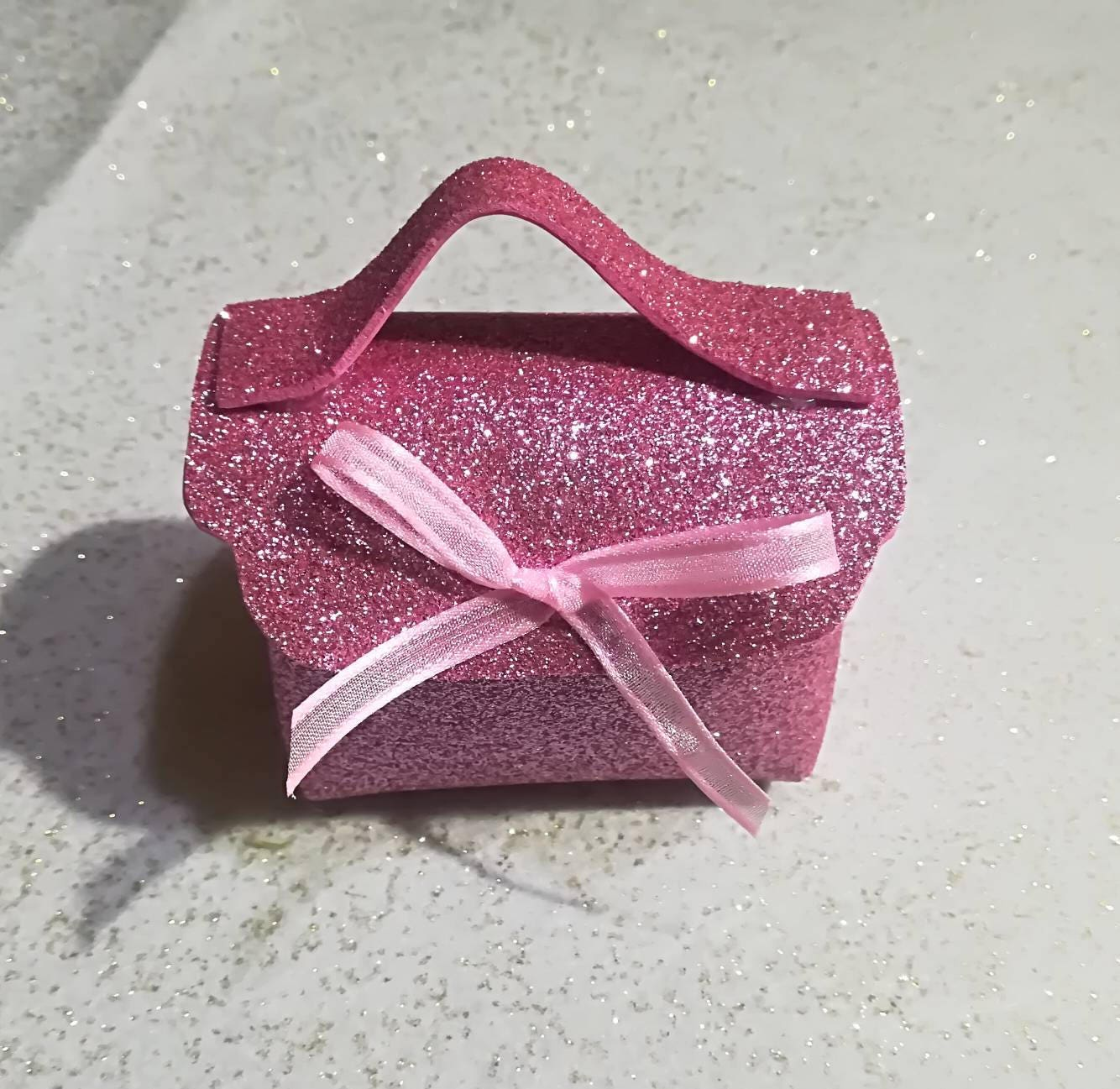 Set of 10 Mini handbags birth and baptism bag confetti Baby | Etsy