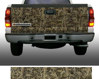 """Walleye Fish Wrap Vinyl Truck Camo Car SUV Real Camouflage 52/""""x6ft"""