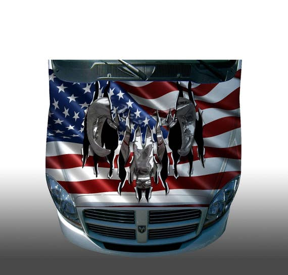 Dodge The Father RAM The Daughter Window Graphic Decal decals Sticker 1500 2500