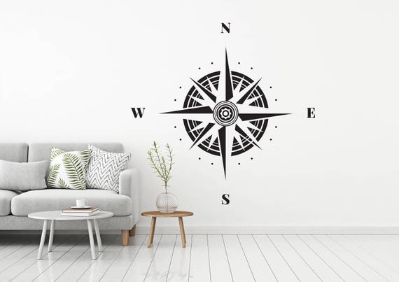 Compass Wall Art
