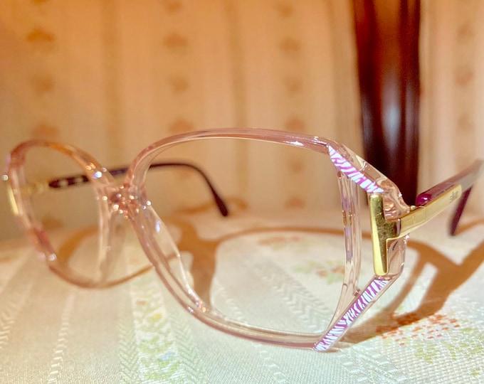 Vintage Austrian 1980's Silhouette Glasses