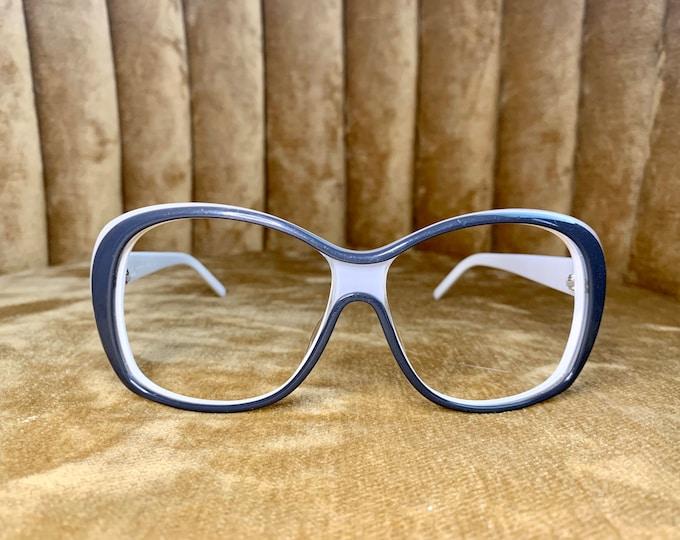 Vintage 90's Lacoste Logo Glasses/Frames
