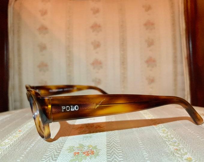 Vintage 90's Polo Tortoise Shell Frames/Glasses