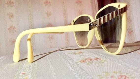 51b806492065 Vintage 70's Christian Dior NOS Sunglasses | Etsy