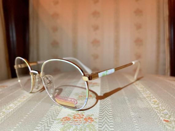 Vintage 80's Nintendo NOS Multicolor Children's Frame/Glasses