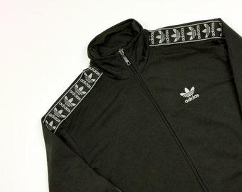 c014edfad4 Adidas Black Banda Tracktop