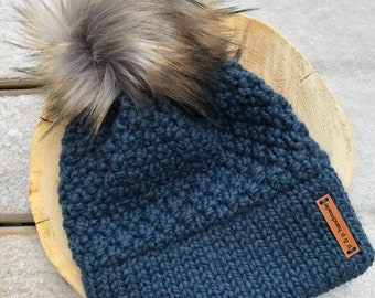 HAILSTONE Beanie (Adult Size) * CUSTOMIZE IT*