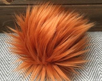 Amber Faux Fur Pom