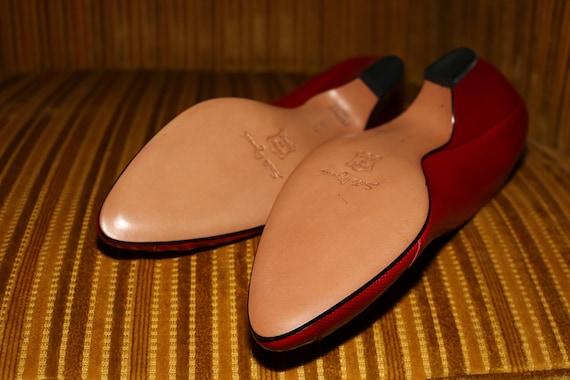 Sesto Meucci 90s Women Shoes Vintage 1990s Coutur… - image 4
