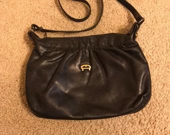 70s vintage etienne aigner small shoulder purse e1fcb2ebf7a50