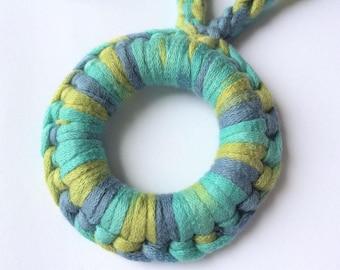 Nursing Necklace Crochet Pattern