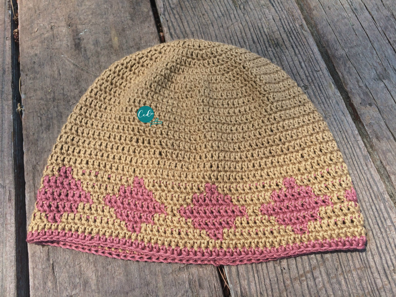 Crochet Summer Chemo Cap Pattern  a6379171642