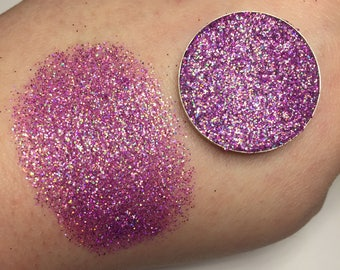 Pressed Glitter Eyeshadow Cotton Candy - MAKEUP