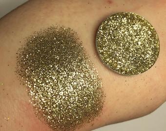 Pressed Glitter Eyeshadow Queen B - MAKEUP